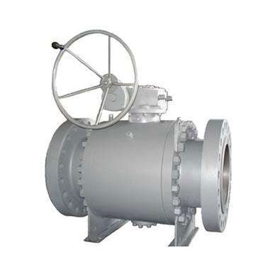 Forged Steel Trunnion Mounted Ball Valve Class 150~2500