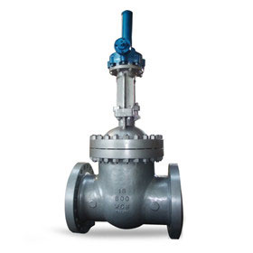 Gearbox Operated Gate Valve, API 600, 16 Inch