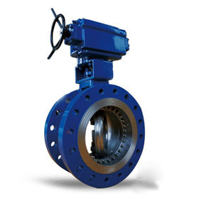 Raised Face Butterfly Valve, 30 Inch, 150LB, WCB